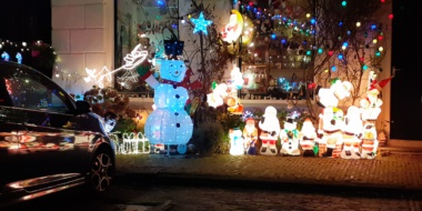 Vanuit Kampen: Fijne kerstdagen en een glansrijk 2021!